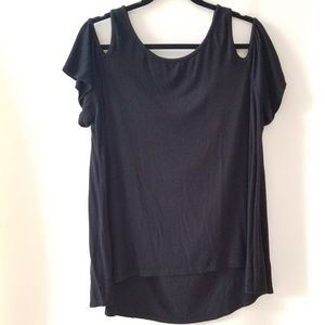 Sonoma Tops - Cold Shoulder Top